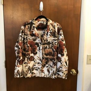 Chico's jacket; size 3 (XL/16)